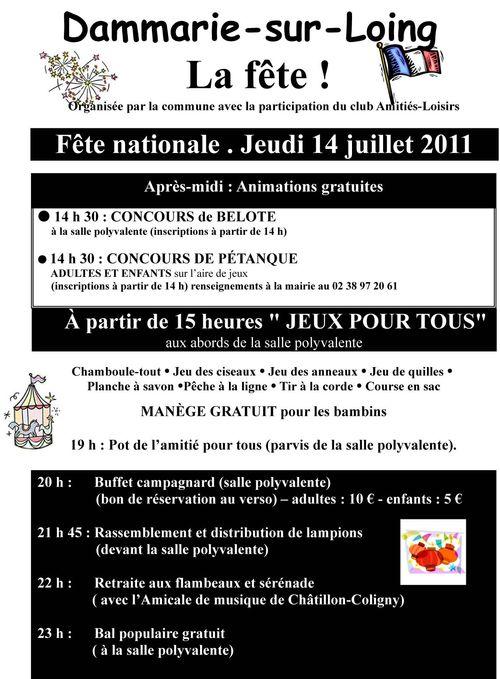 Programme 14 juillet 2011-1
