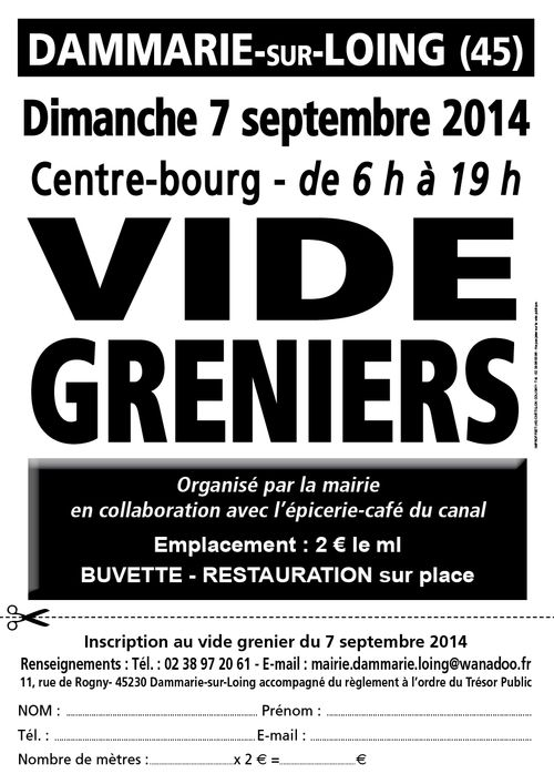 TRACT VIDE GRENIERS