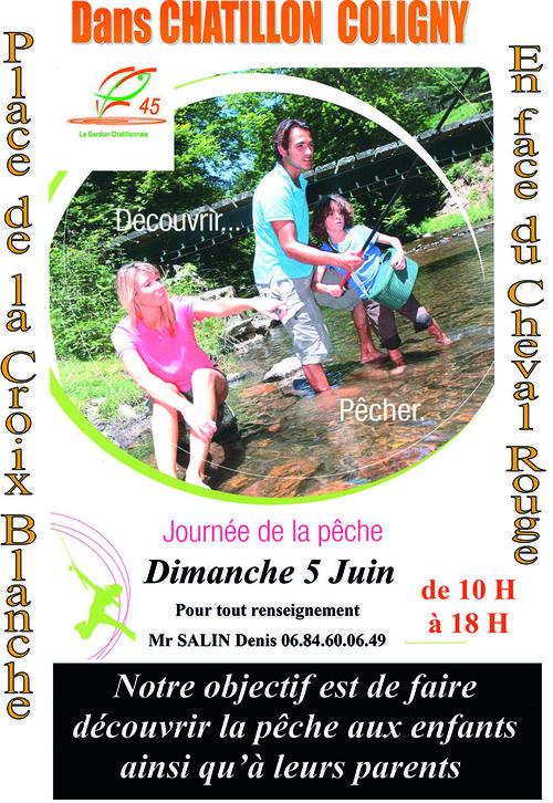 Affiche  recto Chatillon Coligny 2016