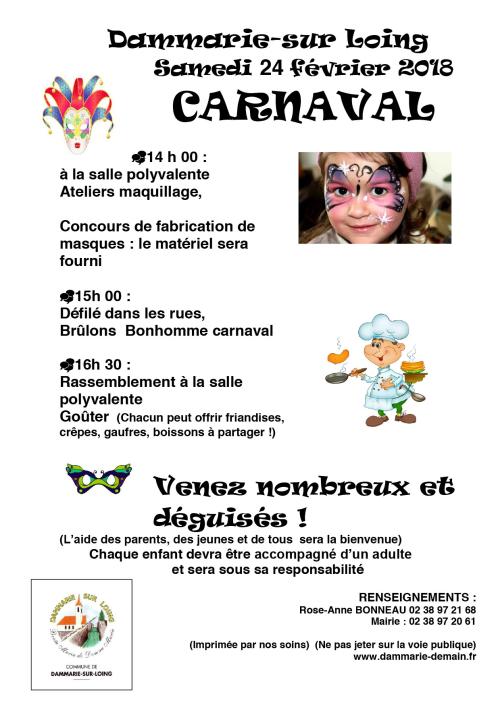 Inv carnaval 2018